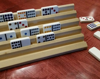Premium Domino Rack (Set of 4)