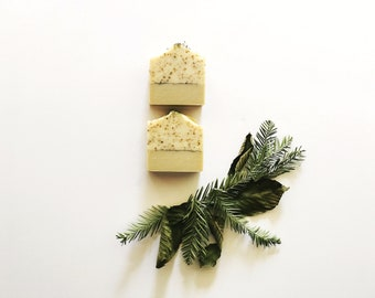 Wintergreen and Spearmint Soap | Vegan | Cruelty Free | All Natural