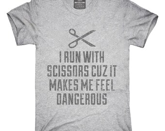 Running With Scissors T-Shirt, Hoodie, Tank Top, Gifts