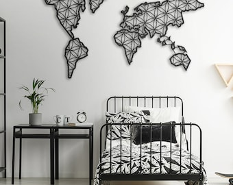 Metal wall art Etsy