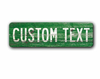 Custom Metal sign,Personalized Sign,Kids Sign,Custom Sign,Vintage wood,aluminum sign,Personalized Sign,Childrens,Kids room decor,SST_002