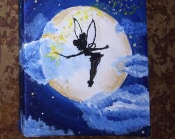Tinkerbell Canvas