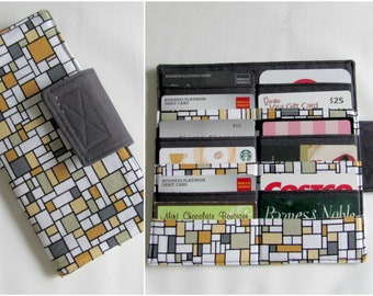 12 Slots Card Organizer Wallet, Credit Card Wallet, card holder wallet, Credit Card Holder, Women Wallet, Card Wallet, Card Organizer