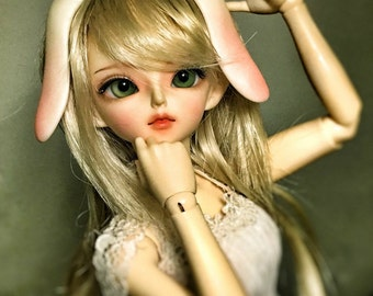 Bliss---Rabbit Ear v2 Accessories (for Bjd Yo SD, MSD and SD size)