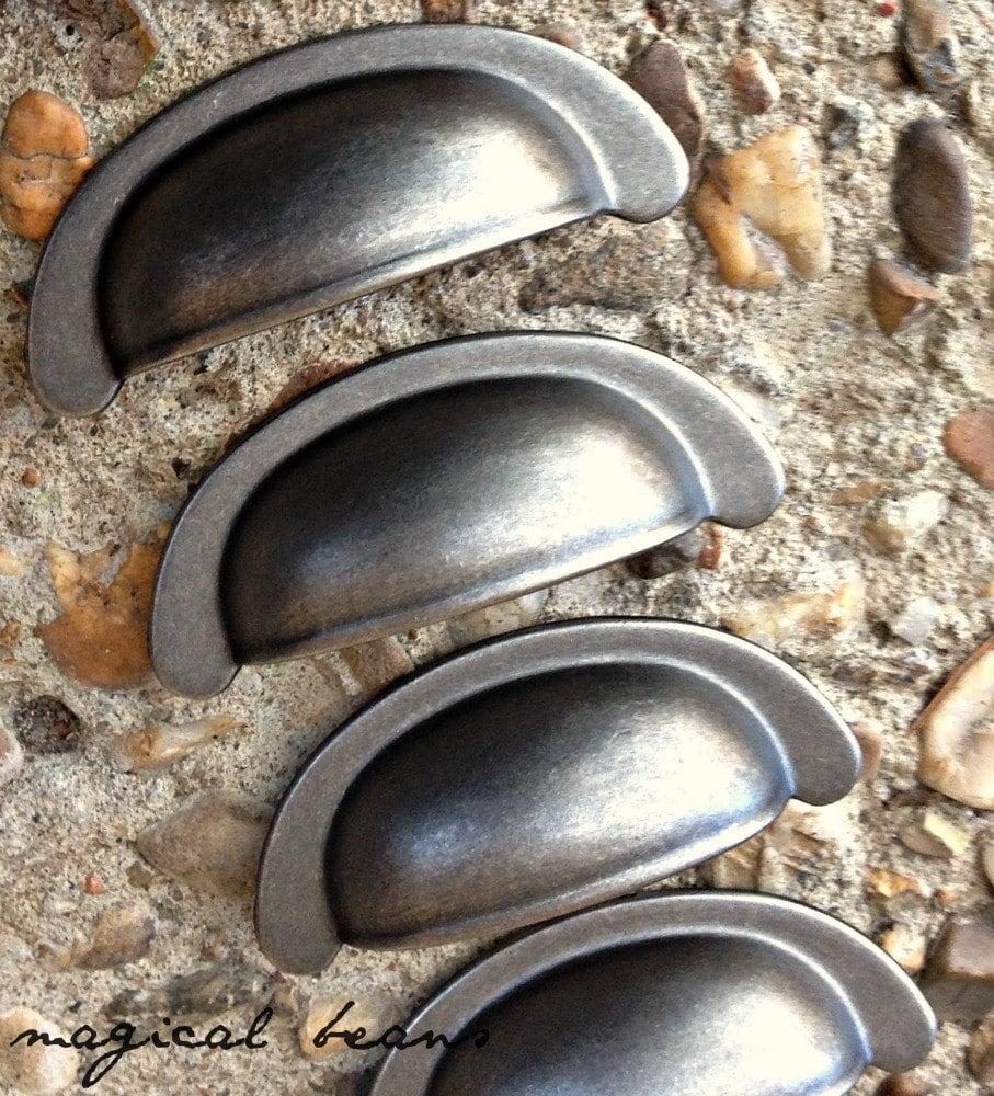 ebay handles bathroom iron drawer small rustic us cabinet buy pulls cast kitchen