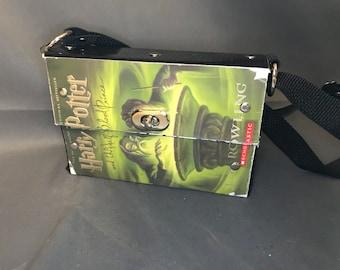 Harry Potter book purse