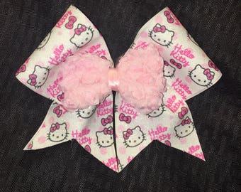 Hello Kitty Glitter Bow