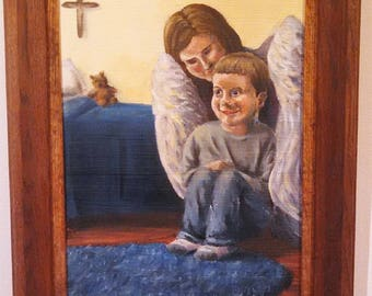 A Child's Awareness of Angels