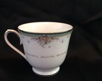 Noritake GreenBrier Teacup #4101 - Discontinued Item