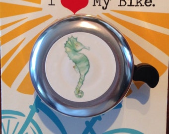Seahorse Bicycle Bell