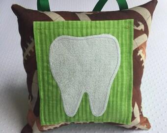 Tooth Fairy Pillow - Football