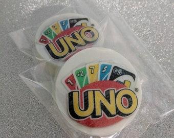 UNO Oreo favors 12 per order