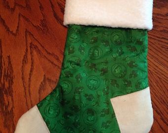 Child's Christmas Stocking