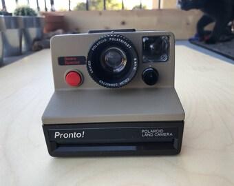 Polaroid Pronto Land Camera One Step