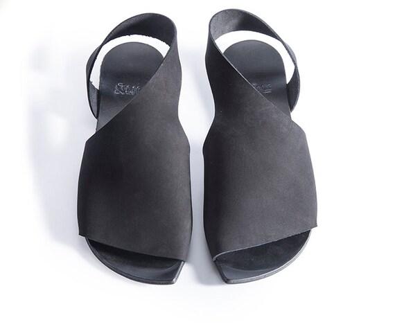 c481d10777640 sandals Slingbacks Flat Woman Shoes Shoes Una Woman Sandals Shoes flat shoes  Comfortable Israel Sandals Leather ...