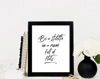 Empowering Printable Art for Women | Instant Download