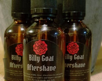 Billy Goat Aftershave