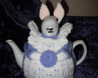 Mrs. Bunny Rabbit Tea Cosy