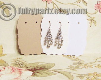 40•MIA•2 x 3 inch•EARRING CARDS•Jewelry cards•Earring Display•Earring Holder