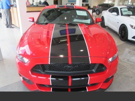 2015 2016 2017 2018 gt350 style 2 color mustang 10