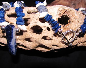 SALE Water Elemental Ritual Necklace