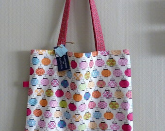 tote bag slots multicoloresMade In France