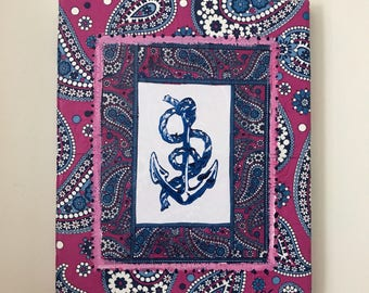 Anchor on Paisley