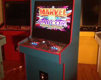 Marvel Vs Capcom Arcade Cabinet Upright Machine 999 games