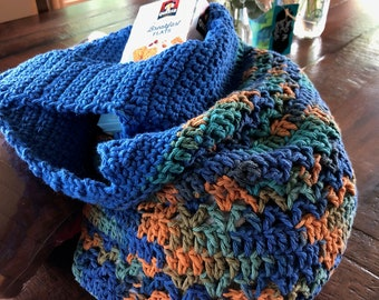 Crochet Market Bag Pattern; PDF download only; Crochet Pattern; Market Bag Digital Download