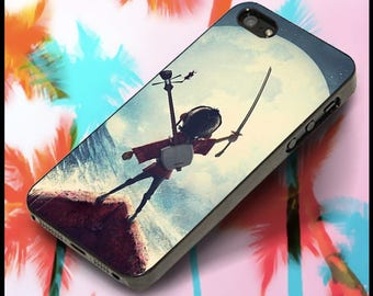 Kubo and the Two Strings 2  - for phone samsung galaxy s3 s4 s5 s6 s7 edge s8 plus iphone 4 4s 5 5s 5c 6 6s 7 8 x cover case cases