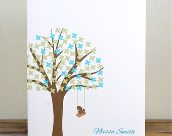 Squirrel Note Cards, Thank You Cards, Squirrels, Thank You Notes, Stationery, Stationary, Mother's Day