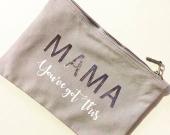 Baby changing bag, Mama, nappy bag, changing pouch, baby shower gift, new mum, Mum's bag, baby organiser, Baby essentials, Diaper bag