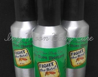 No More Skeeters Mosquito Repellent