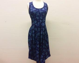 Blue Caffeine dress