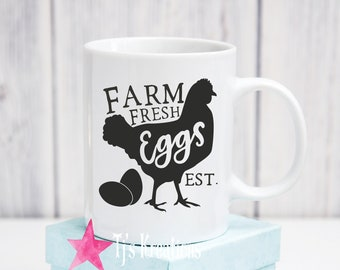 Farm House Ceramic mug