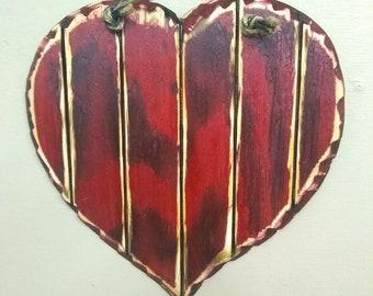 TLC Heart Hanger #26