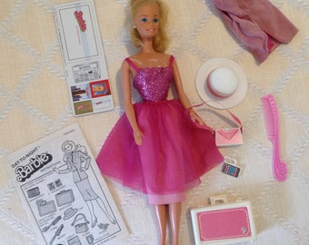 Day to Night Barbie Doll
