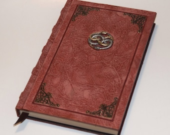 The Never Ending Story tome book journal sketchbook grimoire tome
