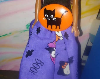 Barbie Halloween Gown 141B with Witch's Hat