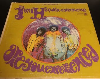 1967 The Jimi Hendrix Experience Original Record by Reprise #6261
