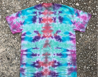 Touch of Grey Homegrown Tie Dye