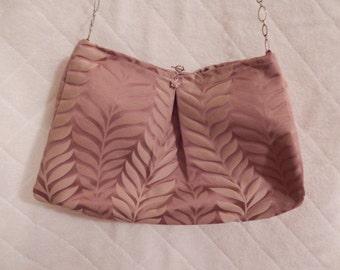 Small pink purse