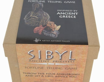 Sibyl a fortune telling game