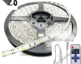 16' Super bright white LED Lights with 10 Key wireless remote.  Great for RV, boat, kitchen, decks,