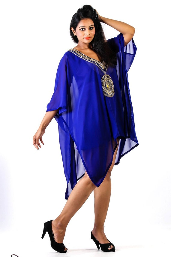 beaded tunic abaya Ladies kaftans chiffon Dubai fancy Dress jalabiya Maxi Beach luxury very qSAFOPwg