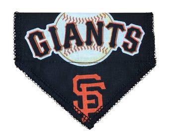 San Francisco Giants Cat Bandana