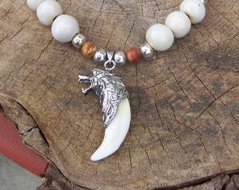 Wolfmoon Necklace