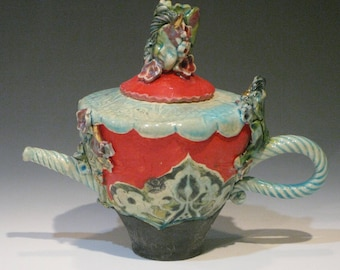 Indio Singh Teapot