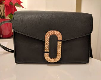 Designer Inspired bag in Black
