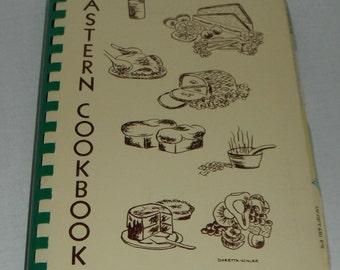 Vintage Book  Eastern Cookbook Waynesboro PA